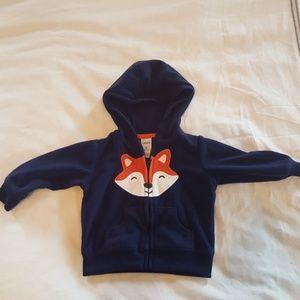 Fox Hoodie sz 6M